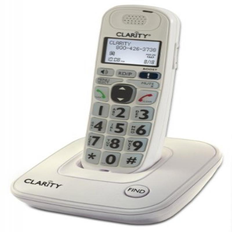 Clarity Amplified Low Vision Expandable Cordless Amplifie...