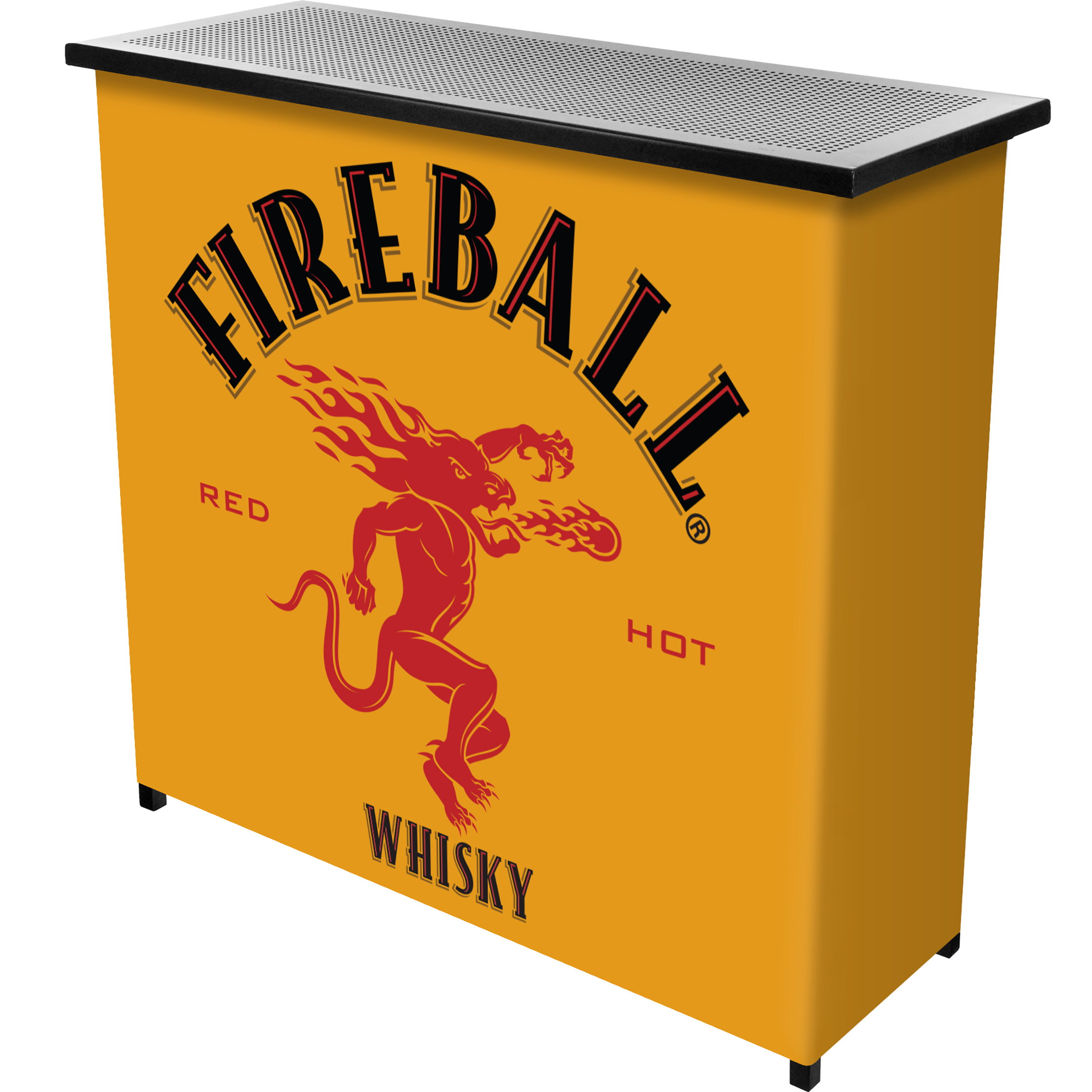Portable Bar-Fireball Collapsible Indoor Outdoor, Pop-Up ...