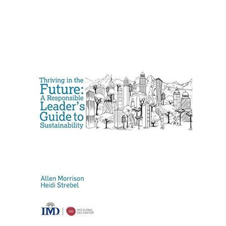 Thriving In The Future  A Responsible Leaders Guide To Sustainability