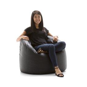 Astonishing Big Joe Roma Floor Bean Bag Chair Multiple Colors Fabrics Ocoug Best Dining Table And Chair Ideas Images Ocougorg