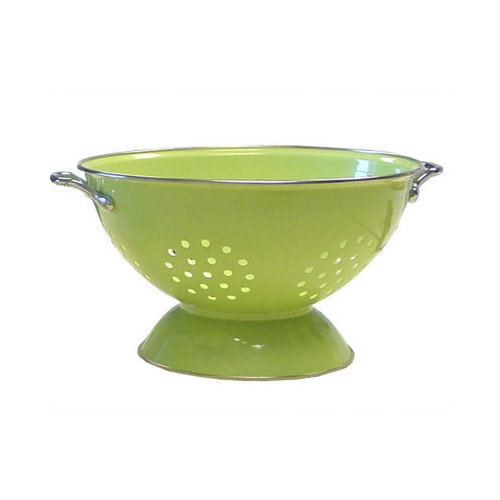 Bundle-87 Reston Lloyd Calypso Basics 3 Quart Colander in Lime (Set of 14)