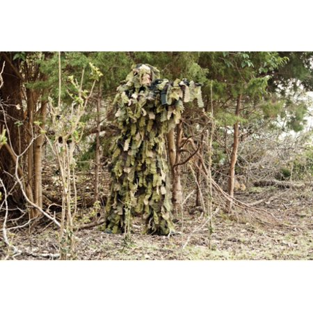 Red Rock Outdoor Gear Big Game Ghillie Suit, Backwoods, X-Large-2X-Large 70965XL
