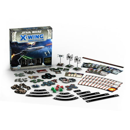STAR WARS XWING THE FORCE AWAKENS CORE SET (Gears Of War Board Game Mission Pack)