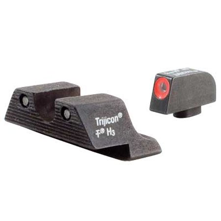 Trijicon Glock HD Night Sight Set (Best Trijicon Rmr For Glock 19)