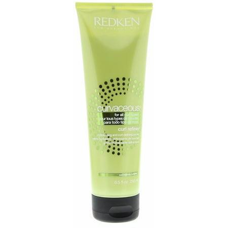 Loreal Textureline Curl Memory - Redken Curvaceous Curl Refiner Cream 8.5 oz