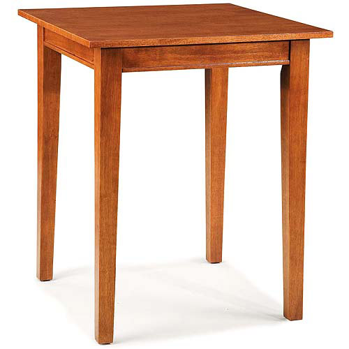 Home Styles Arts & Crafts Bistro Table, Cottage Oak