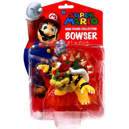 Super Mario Mini Figure Collection Bowser Mini Figure - Bowser Sons