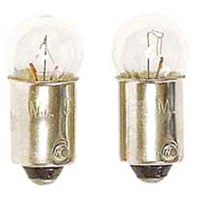 Sylvania 53BP 2 Count G-3. 5 Mini Incandescent Bulb
