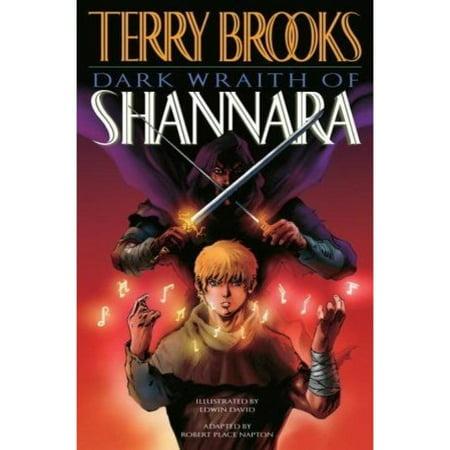 Dark Legacy of Shannara 1: Dark Wraith of Shannara by