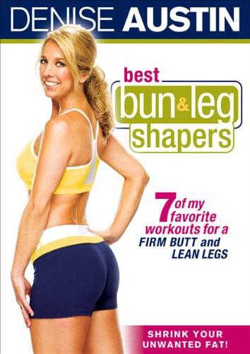 Denise Austin: Best Bun & Leg Shapers (DVD) by LIONS GATE