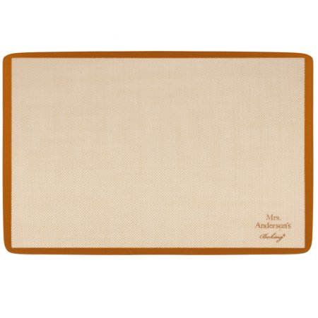Mrs  Anderson S Baking Non Stick Silicone Bread Crisping Mat  11 625 Inch X 16 5 Inch