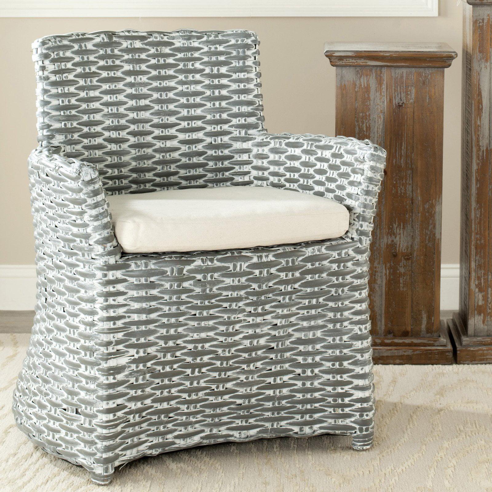 Safavieh Cabana Rattan Arm Chair