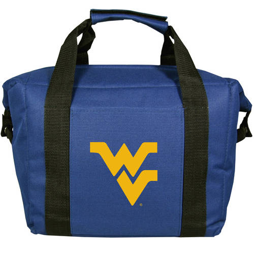 NCAA West Virginia Mountaineers 12-Pack Kooler Bag