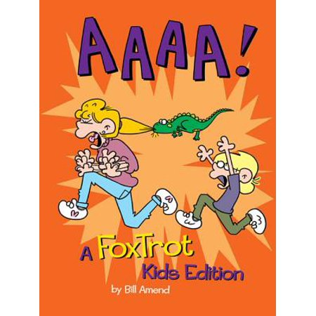 Foxtrot Comic Halloween (AAAA!: A FoxTrot Kids Edition -)