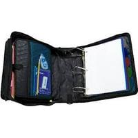 "Case It 4"" Zipper Backpack Binder"