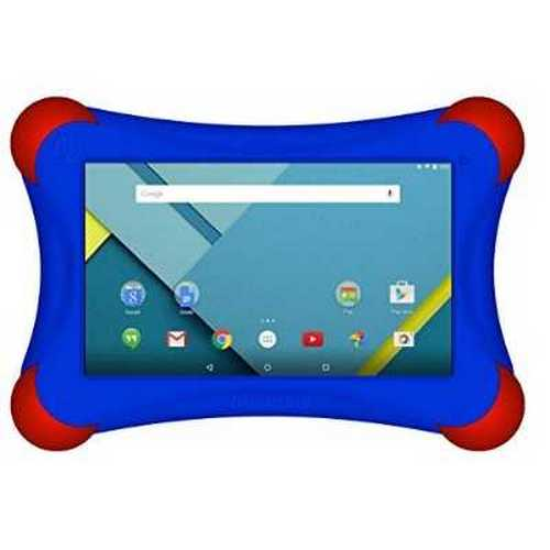 Refurbished Visual Land Prestige Elite 7QL FamTab - 7 Quad Core 16GB Lollipop 5.0 Android Tablet with Bumper Case ( Royal Blue )