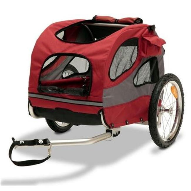 Solvit 62394 Hound About Bicycle Trailer - Medium