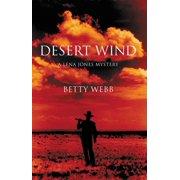 Lena Jones Mysteries: Desert Wind (Paperback)