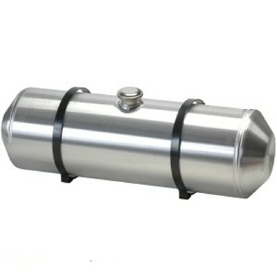 10 Inches X 40 Spun Aluminum Gas Tank 13.5 Gallons For Du...