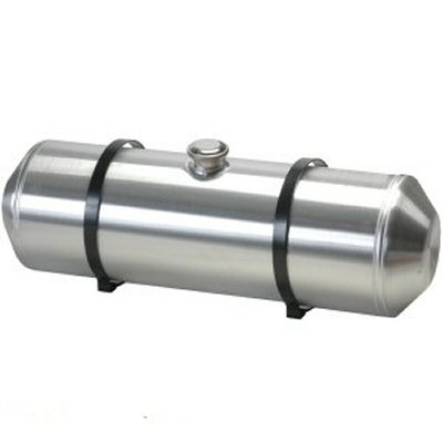 10 Inches X 20 Spun Aluminum Gas Tank 7.5 Gallons For Dune Buggy, Sandrail, Hot Rod, Rat Rod, Trike