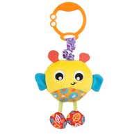 Playgro Wiggling Bertie Bee, STEM Toy for a bright future