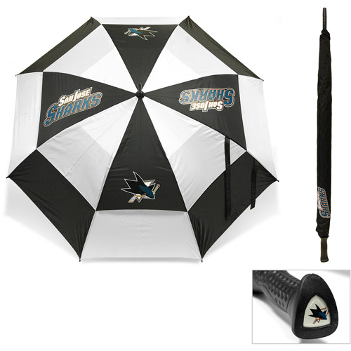 Team Golf NHL San Jose Sharks Golf Umbrella