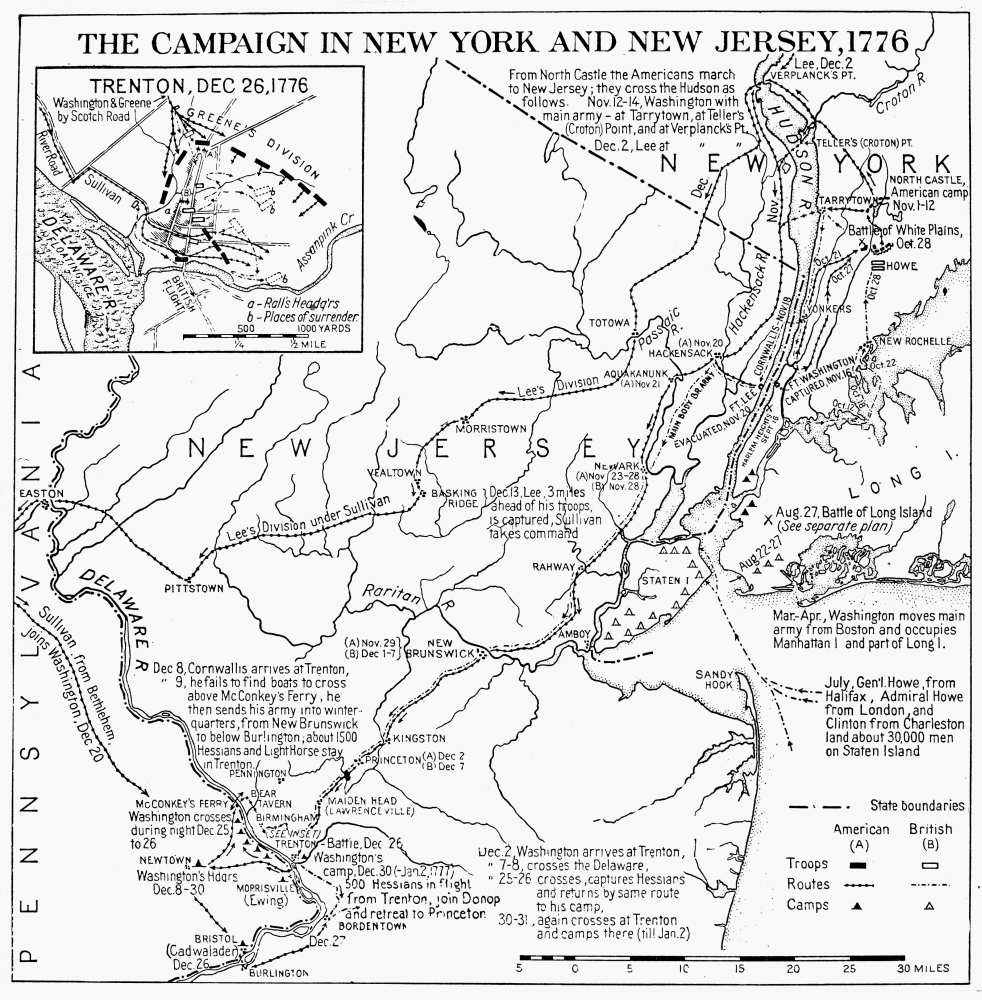 Revolutionary War Map Of New York.Revolutionary War Map 1776 Nplan Of The Campaign In New York And New