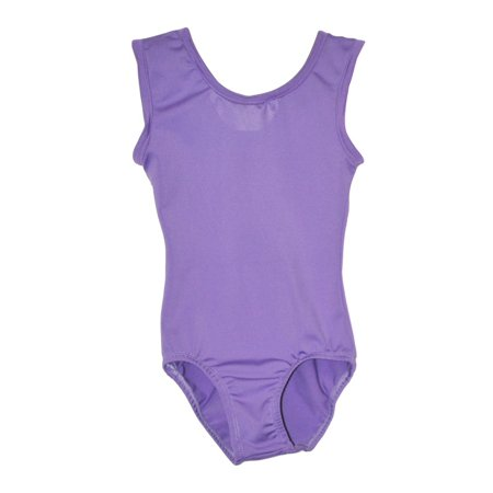 Girls Lavender Full Front Lining Tank Dancewear Leotard](Full Body Leotard)
