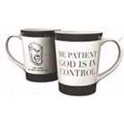 Mug-Be Patient God Is In Control