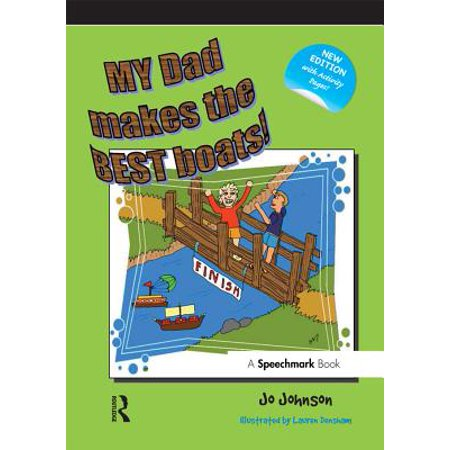 My Dad Makes the Best Boats - eBook