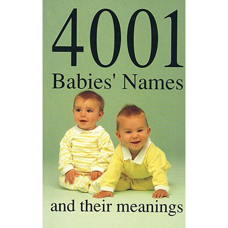 4001 Babies' Names and Their Meanings (Best Celtic Baby Names)