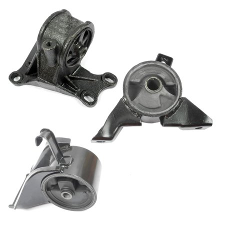 - CF Advance For 2000 Mazda 626 ES Sedan Engine Motor and Trans. Mount FWD SET 3PCS 2.0L 4401 6405 6463
