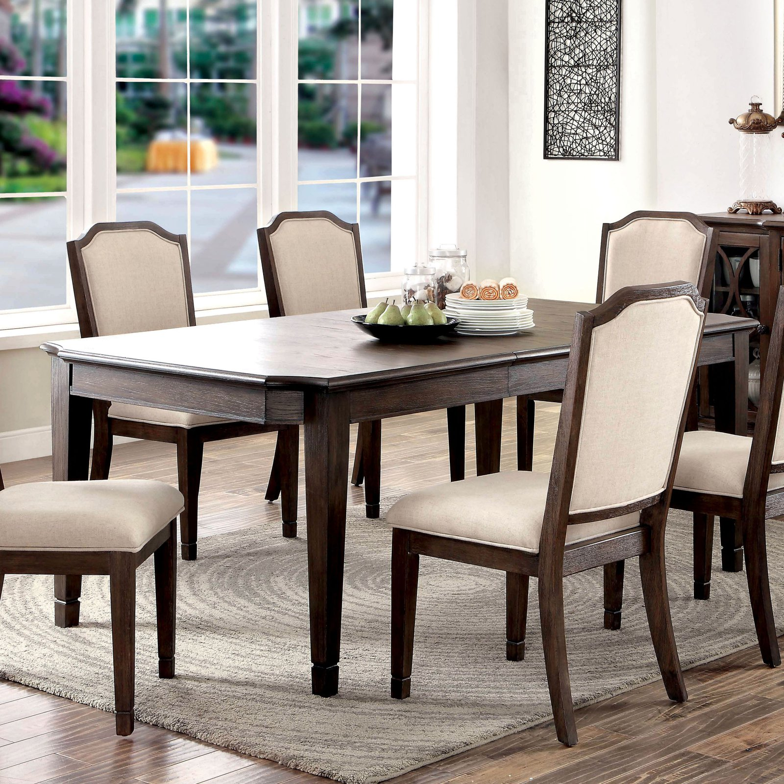 Furniture of America Dorin Dining Table