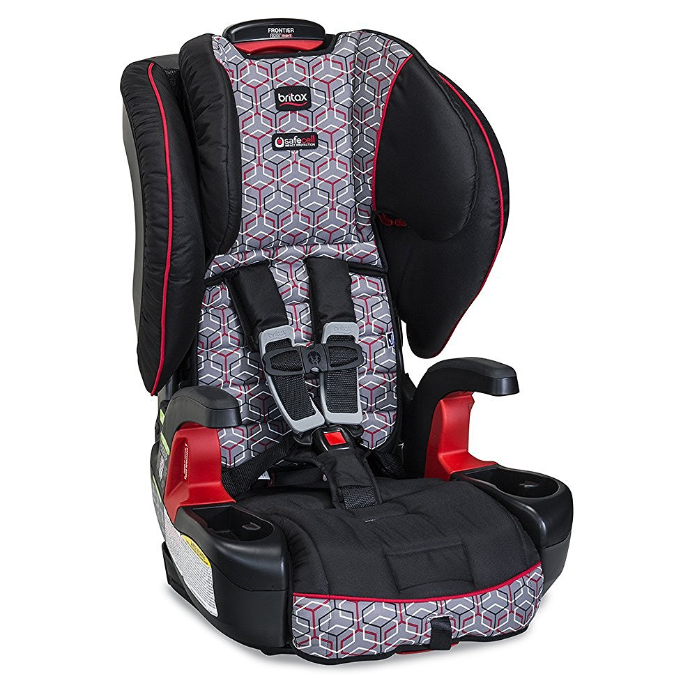 Britax Frontier ClickTight Combination Harness-2-Booster Car Seat, Vibe by Britax