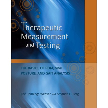Therapeutic Measurement and Testing