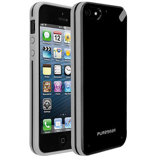 Puregear  200101814 Slim Shell iPhone 5/5S Black