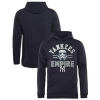 sale retailer 94b9c 3b864 New York Yankees Sweatshirts - Walmart.com