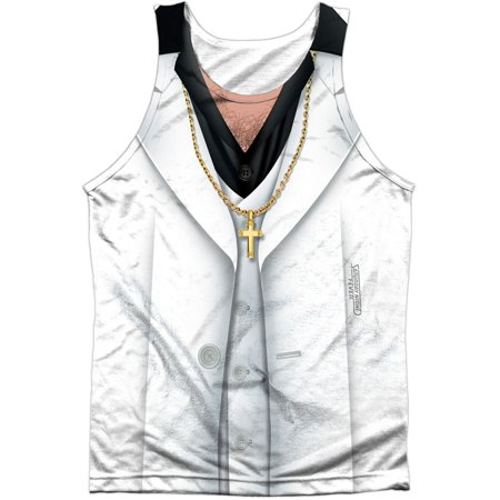 Polyester Leisure Suit (Saturday Night Fever - Leisure Suit - Tank Top -)