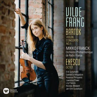 Bartok: Violin Concerto No. 1, Enescu: Octet for Strings (Easy Halloween Songs For Violin)