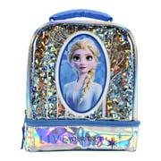 Disney Frozen 2 Elsa Drop Bottom Lunch Kit