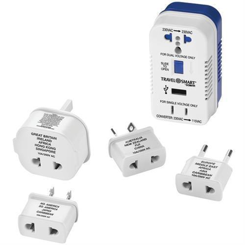 Conair TS703CRN 2-Outlet, 1,875-Watt Converter for Single...