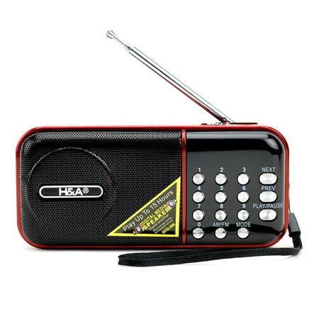 digital pocket radio portable small mp3 player and radio. Black Bedroom Furniture Sets. Home Design Ideas