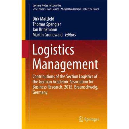 walmart logistics management