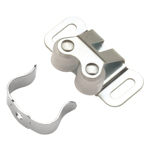 """Hickory Hardware P108 1"""" x 1-11/16"""" Cabinet Roller Catch"""