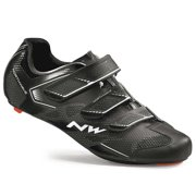 Northwave, Sonic 2 , Road shoes, Black, 44