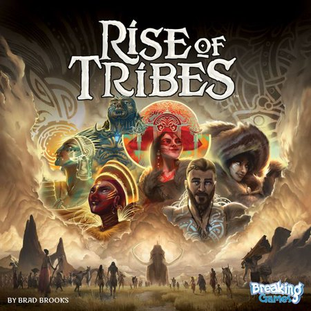 Rise of Tribes Strategy Board Game