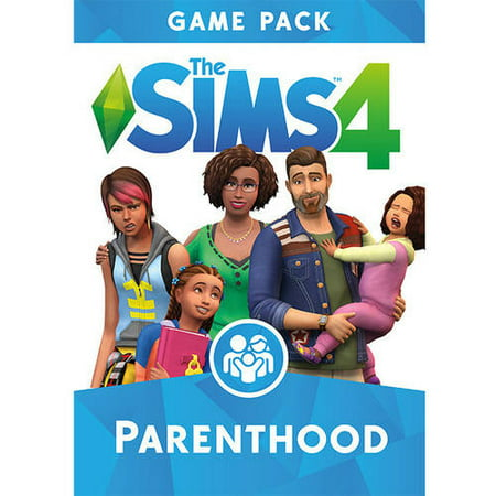 Electronic Arts The Sims 4 Parenthood (email delivery)](Sims 4 Halloween Fish)