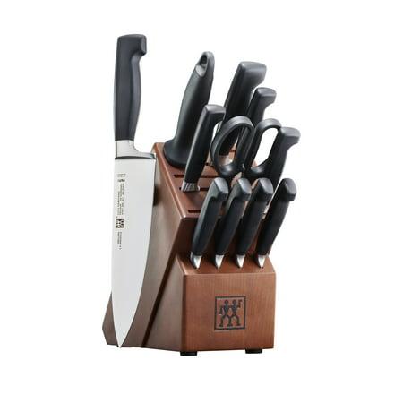ZWILLING J.A. Henckels Four Star 12-pc Knife Block Set Henckels Four Star Cooks Knife