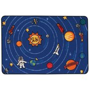 Kids Value Rugs Spaced Out Kids Area Rug