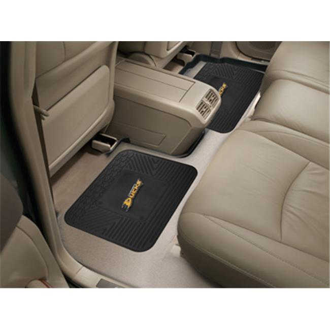 FANMATS 12419 NHL - Anaheim Ducks Backseat Utility Mats 2 Pack